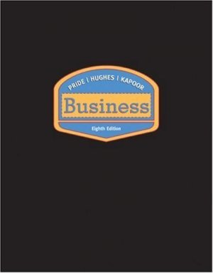 Business Bonus Pack 8th by William Pride 0618497765