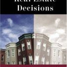 Real Estate Decisions by Don Epley 0324143613