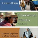 Comparative Politics 5th by Charles Hauss 0534590535