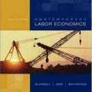 Contemporary Labor Economics 7th by Campbell R. McConnell 0072978600