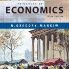 Principles of Economics 3rd by N. Gregory Mankiw 0324168624