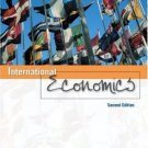 International Economics (2nd Edition) W. Charles Sawyer 0131704168