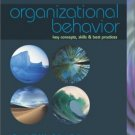 Organizational Behavior : Key Concepts, Skills & Best Practices by Angelo Kinicki 007254581X