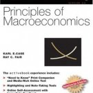 Principles of Macroeconomics Active Book (7th ) by Karl E Case 013148415X