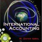 International Accounting 2nd by Zafar Iqbal 0324023502