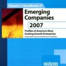 Hoover's Handbook of Emerging Companies 2007 14th 1573111171