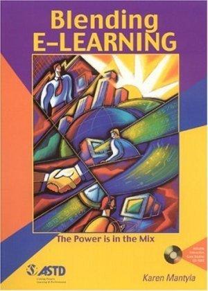 Blending E-Learning by Karen Mantyla 1562863010