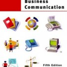 Business Communications 5th Edition by Scot Ober 0618191496