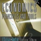 Economics Principles and Tools 3rd by Arthur O'Sullivan 0130081515