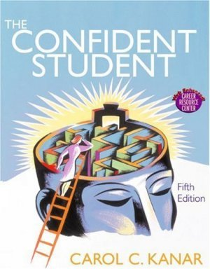 The Confident Student 5th by Carol C. Kanar 0618333533