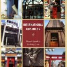 International Business by Oded Shenkar 0471383503