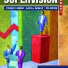 Supervision Today! 4th Edition by David A. DeCenzo 013111820X