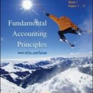 Fundamental Accounting Principles Vol. 1 17th by Barbara Chiappetta 007294661X