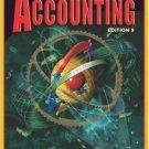 Financial Accounting 9th by Carl S. Warren 032418803X