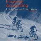 Working Papers, Financial Accounting, Tools for Business Decision Making 3rd by Kieso 0471325120