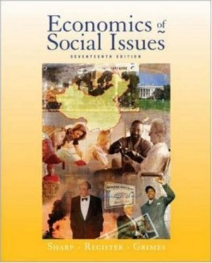 Economics of Social Issues 17th by Ansel M Sharp 007298435X