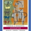 Financial & Managerial Accounting 7th by Belverd E. Needles 0618393625