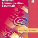 Business Communication Essentials by Barbara E. Schatzman 0130475483