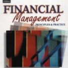 Financial Management 3rd by Joseph Andrew 0130674885