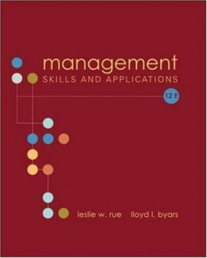 Management 12th by Leslie Rue 007353014X