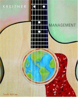 Management 10th by Bob Kreitner 0618607722