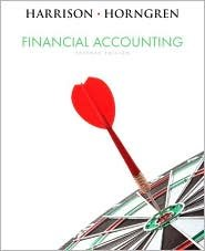 Financial Accounting / Edition 7 by Walter T. Harrison 013612934X