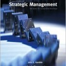 Essentials of Strategic Management / Edition 1 by John E. Gamble 0073530301
