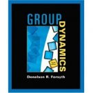 Group Dynamics 4th by Donelson R. Forsyth 0534368220