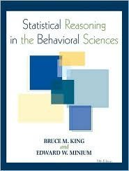 Statistical Reasoning in Psychology and Education 4th by King 0470134879