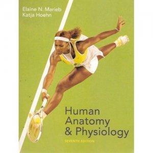 Human Anatomy & Physiology 7th Ed. by Marieb 0805359109