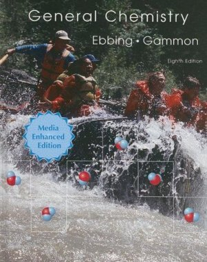 General Chemistry 8th Edition by Ebbing , Gammon 0618738797