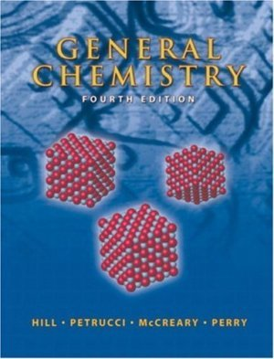 General Chemistry (4th Edition) by John W. Hill 0131402838