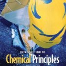 Introduction to Chemical Principles (8th Edition) H. Stephen Stoker 0131850067