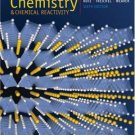Chemistry and Chemical Reactivity 6th edition by John C. Kotz 053499766X
