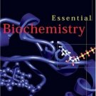 Essential Biochemistry 4th edition by Charlotte W. Pratt 0471393878
