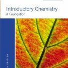 Introductory Chemistry A Foundation 5th edition by Steven S. Zumdahl 0618304991