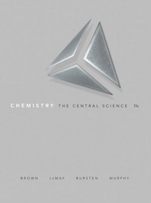 Chemistry The Central Science 11th Ed by Theodore E. Brown 0136006175