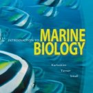 Introduction to Marine Biology 3rd by George Karleskint 0495561975