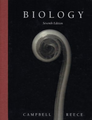 Biology, 7th Edition by Neil A. Campbell 080537146X