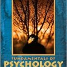 Fundamentals of Psychology: The Brain, The Person, The World / Edition 2 by Kosslyn 0205415059