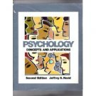 Psychology: Concepts and Applications 2ndby Jeffrey S. Nevid 0618475117