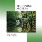 Beginning Algebra by MILLER 0072363711