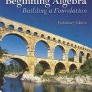 Beginning Algebra by Paula McKenna 0321500105