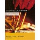 Basic College Math, Custom Publication 8th Ed. by Richard N. Aufmann 0618586806