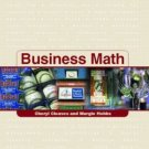 Business Math 7th Ed. by Cheryl Cleaves 0131606751