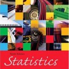 Statistics 10th Edition by James T. McClave 0131497553