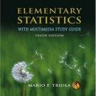 Elementary Statistics 10th by Mario F. Triola 0321460928
