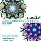 Abnormal Psychology: With Cases 9th by Gerald C. Davison 0471479586
