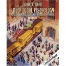 Educational Psychology 8th by Robert E. Slavin 0205470998