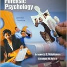 Forensic Psychology 2nd by Lawrence S. Wrightsman 0534632254